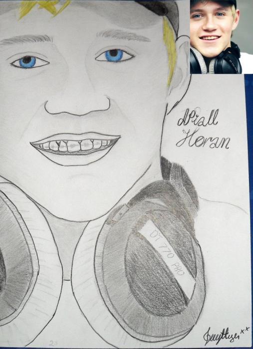 Niall Horan by zyzypetsXD